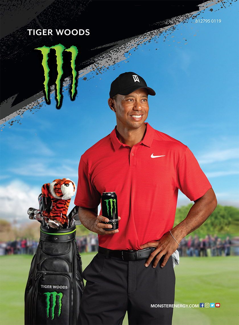 Monster Energy Drink_Tiger Woods_Robert_Holland_Photographer