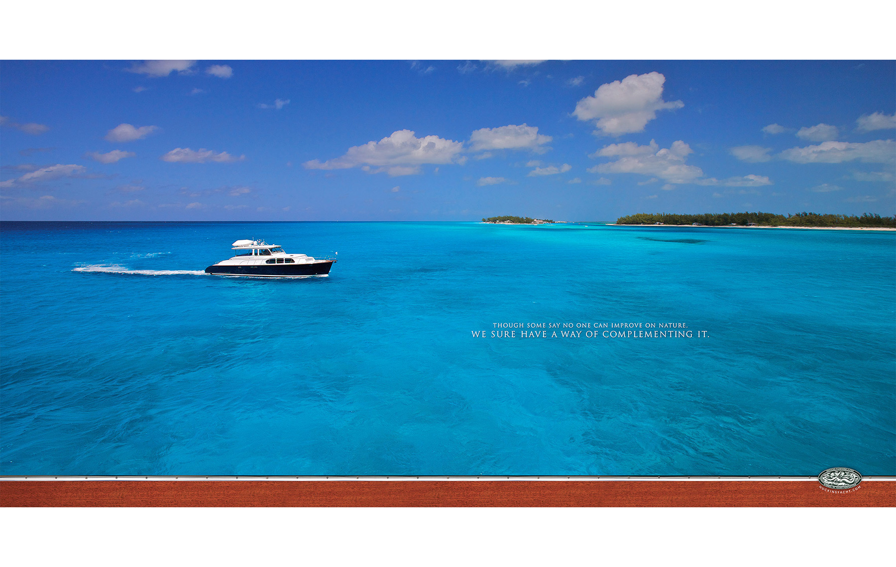 Huckins Yacht NATURE Ad photography -smaller_Robert-Holland