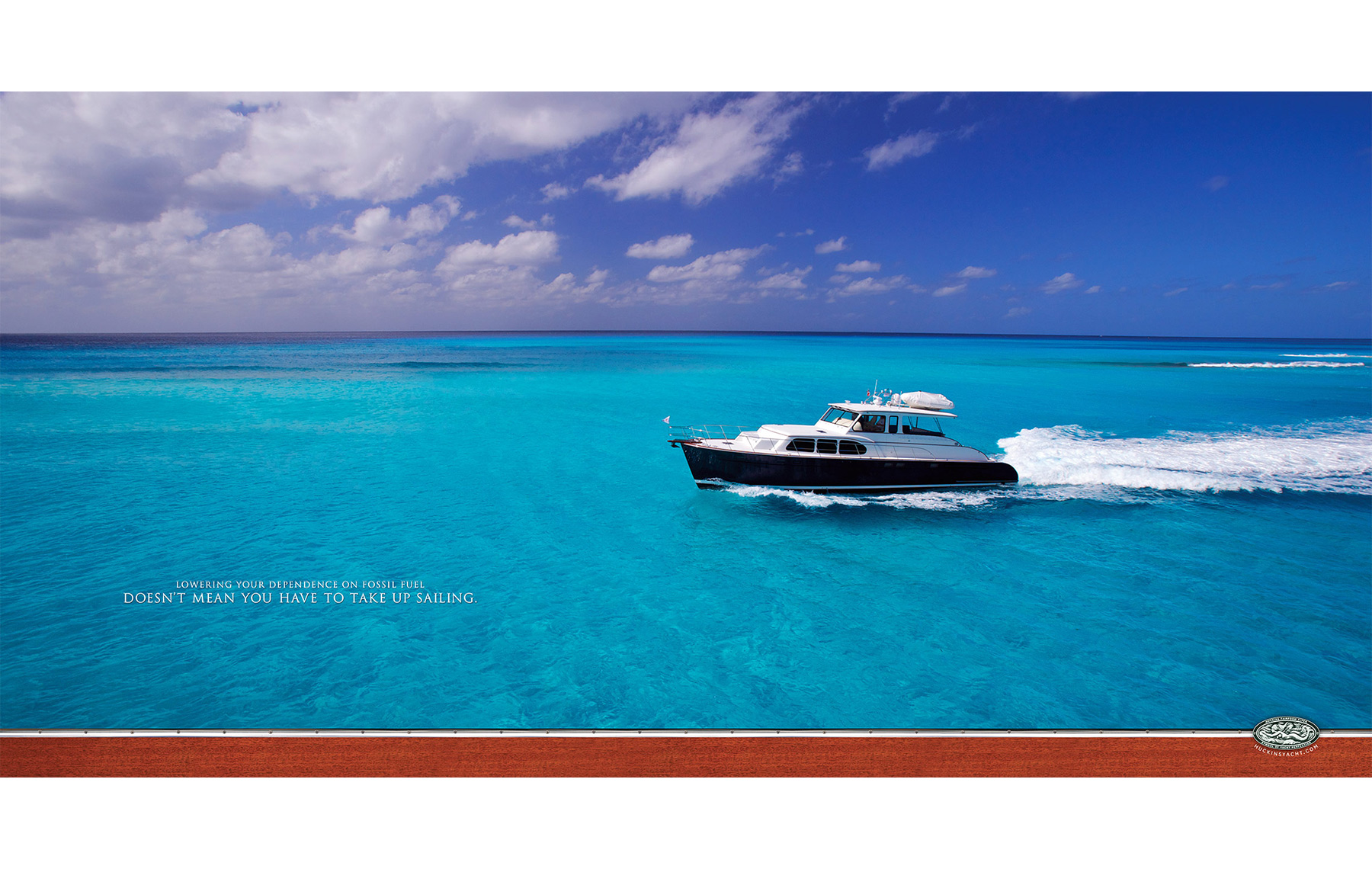 Huckins Yacht Ad photography TAKEUPSAILING-smaller_Robert-Holland