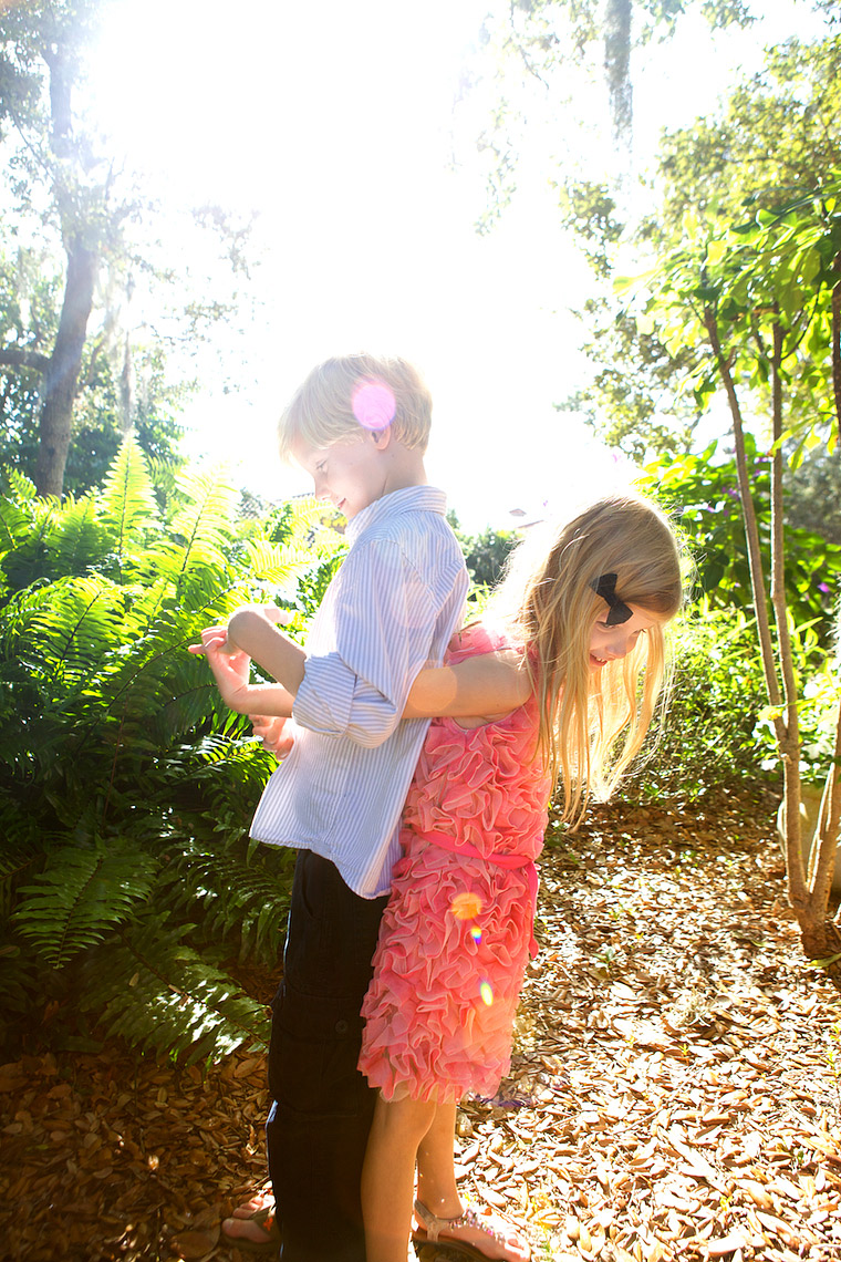 boy and girl in garden sunburst_Robert-Holland.jpg