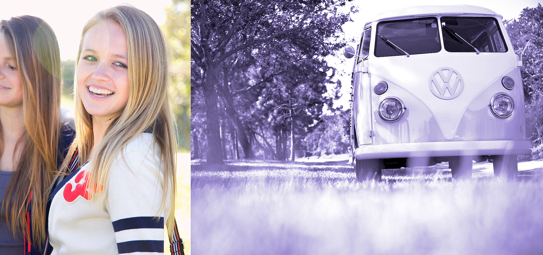 teenage girls and old VW van_Robert-Holland.jpg
